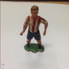 Figuras de Goma y PVC: JUGADOR FUTBOL JECSAN . Lote 46656502