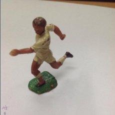 Figuras de Goma y PVC: FIGURA JUGADOR FUTBOL JECSAN. Lote 46656518
