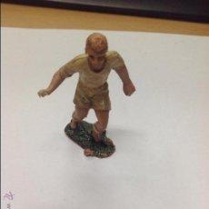 Figuras de Goma y PVC: FIGURA JUGADOR FUTBOL JECSAN. Lote 46656537