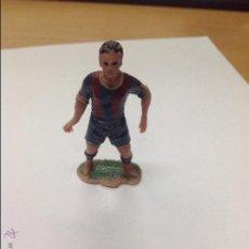 Figuras de Goma y PVC: FIGURA JUGADOR FUTBOL JECSAN. Lote 46656551