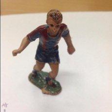 Figuras de Goma y PVC: FIGURA JUGADOR FUTBOL JECSAN. Lote 46656588