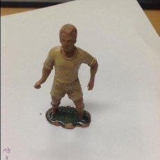 Figuras de Goma y PVC: FIGURA JUGADOR FUTBOL JECSAN. Lote 46656698
