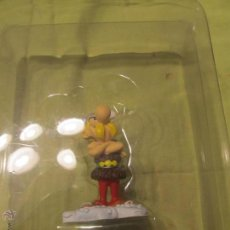 Figuras de Goma y PVC: M69 MUÑECO DE RESINA DE ASTERIX PLASTOY NUEVO EN BLISTER. Lote 46779623