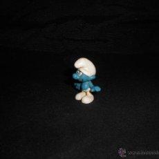 Figuras de Goma y PVC: ANTIGUO PITUFO EN PVC, PEYO, SCHELICH . Lote 46937375