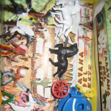 Figuras de Goma y PVC: CARAVANA SOTORRES. Lote 46978574