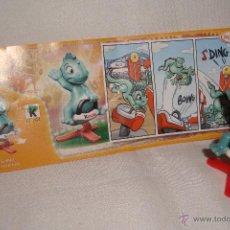 Figuras Kinder: FIGURA HUEVO KINDER - FERRERO - COLECCIÓN FF264. Lote 47135101