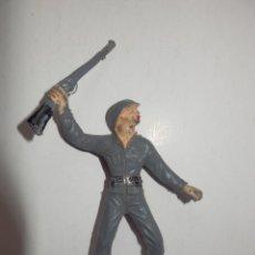 Figuras de Goma y PVC: SOLDADO COMANSI AMERICANO. Lote 47204172