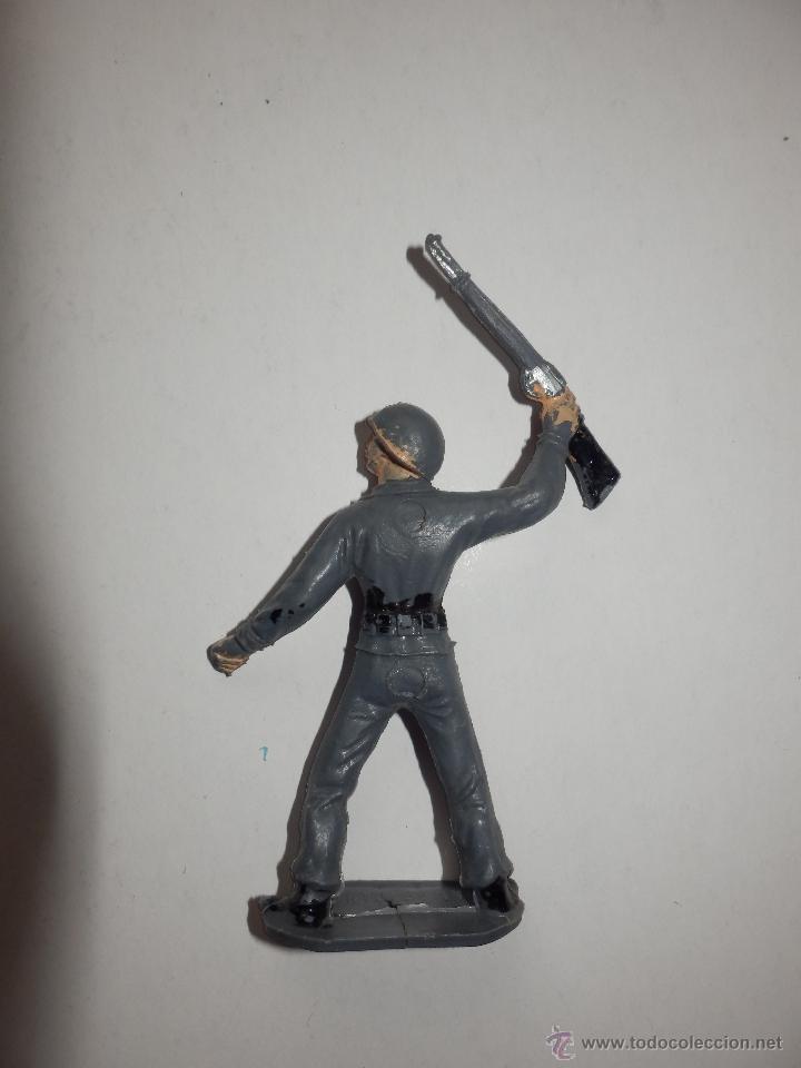 Figuras de Goma y PVC: Soldado comansi americano - Foto 2 - 47204172