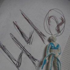 Figuras de Goma y PVC: OPERARIO GASOLINERA - ENVIO GRATIS A ESPAÑA. Lote 47210911