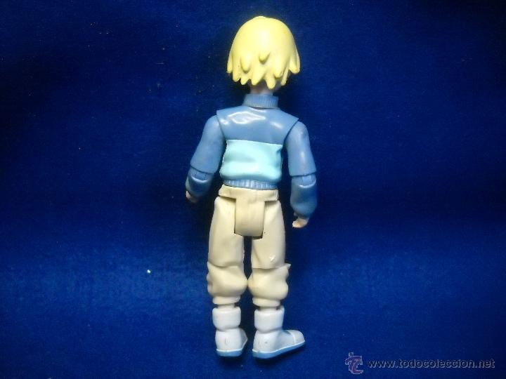 Figuras de Goma y PVC: FIGURA SEGA 11 CM. - Foto 3 - 47523008