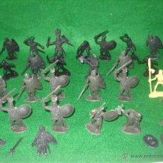 Figuras de Goma y PVC: LOTE FIGURAS MEDIEVALES. Lote 47524734