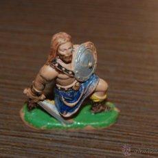 Figuras de Goma y PVC: FIGURA PLASTICO VIKINGO JECSAN AÑOS 50S. Lote 47533007
