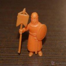 Figuras de Goma y PVC: RARA FIGURA PLASTICO RUI PEQUEÑO CID DUNKIN. Lote 47552023