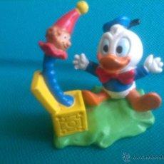 Figuras de Goma y PVC: FIGURA PVC O GOMA DURA BULLY BABY DONALD. Lote 47557374