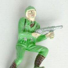 Figuras de Goma y PVC: SOLDADO ITALIANO DE COMANSI. Lote 47569077