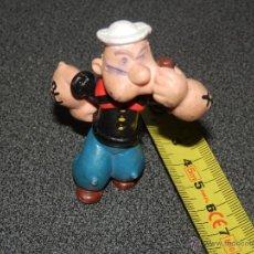 Figuras de Goma y PVC: POPEYE COMICS SPAIN 84 MUÑECO PVC TAL CUAL FOTOS BUEN ESTADO. Lote 47585348