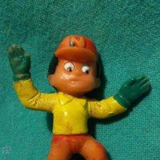 Figuras de Goma y PVC: ANTIGUO MUÑECO FIGURA SUCHIDA,,AÑOS 80. Lote 47612587