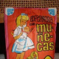 Figuras de Goma y PVC: MONTAPLEX ENFERMERA DE MUÑECAS SIN ABRIR. Lote 237769295
