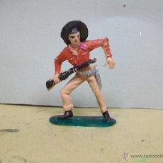 Figuras de Goma y PVC: FIGURA VAQUERO DE JECSAN - VAQUERO JECSAN - FIGURA PLASTICO DE JECSAN. Lote 47843858