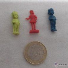 Figuras de Goma y PVC: FIGURAS DUNKIN - LOTE FIGURAS DUNKIN. Lote 47908000
