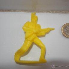 Figuras de Goma y PVC: INDIO COMANSI . Lote 47943027