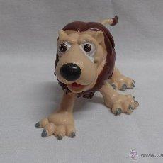 Figuras de Goma y PVC: FIGURA PVC GOMA -LEON DE PVC DE LA MARCA GOSNELL.. Lote 47963289