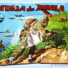 Figuras de Goma y PVC: SOBRE MONTAPLEX - HOBBY PLAST Nº 1016 BATALLA DE MANILA - SOBRE CERRADO. Lote 52149454