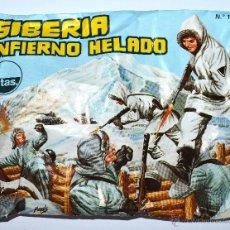Figuras de Goma y PVC: SOBRE MONTAPLEX - HOBBY PLAST Nº 1013 - SIBERIA INFIERNO HELADO - SOBRE CERRADO. Lote 132820693