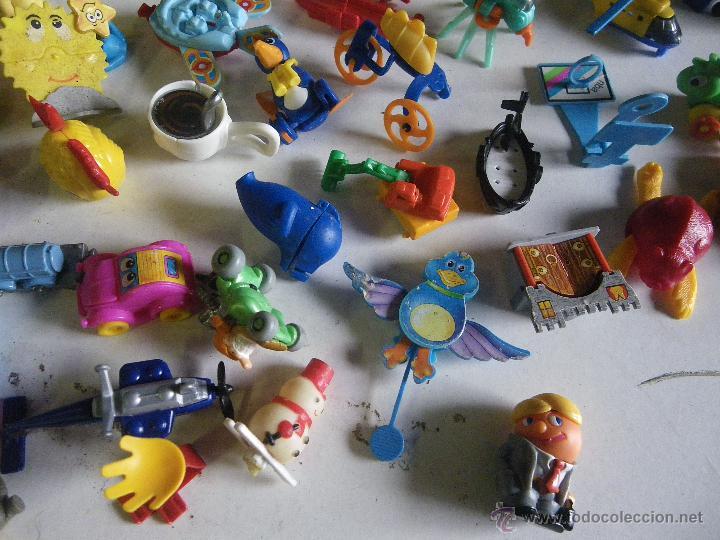 Figuras Kinder: LOTE DE FIGURAS Y VARIEDAD DE FERRERO Y KINDER ,,,VER - Foto 4 - 48045429