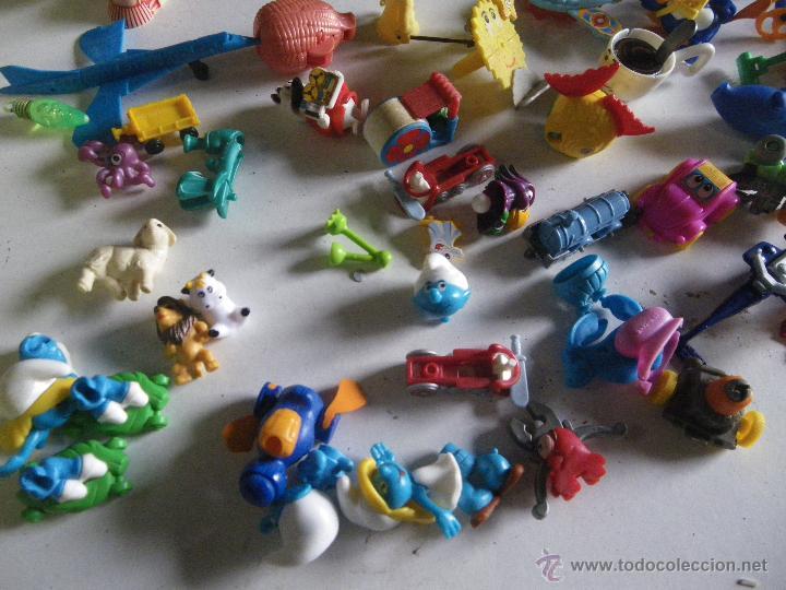 Figuras Kinder: LOTE DE FIGURAS Y VARIEDAD DE FERRERO Y KINDER ,,,VER - Foto 5 - 48045429