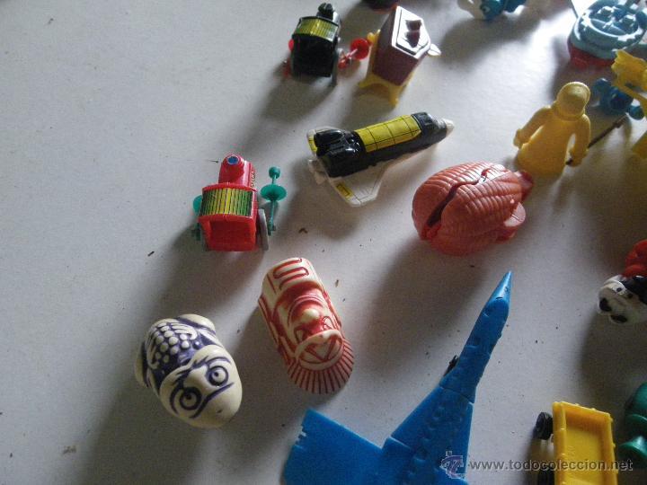 Figuras Kinder: LOTE DE FIGURAS Y VARIEDAD DE FERRERO Y KINDER ,,,VER - Foto 7 - 48045429