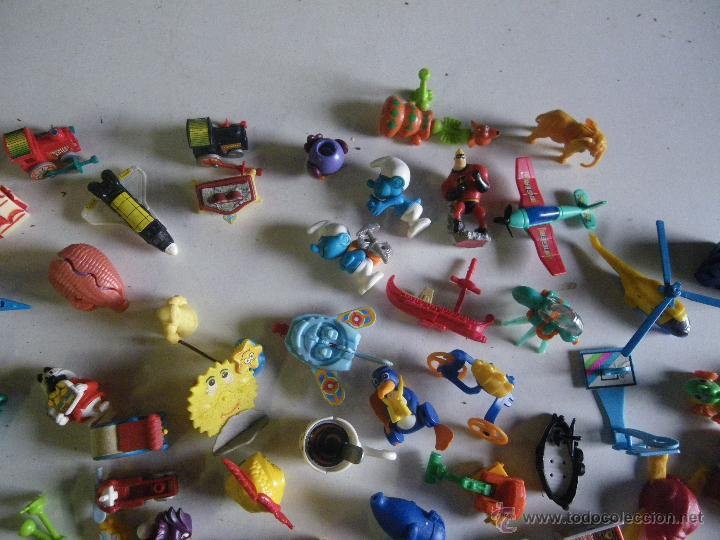 Figuras Kinder: LOTE DE FIGURAS Y VARIEDAD DE FERRERO Y KINDER ,,,VER - Foto 8 - 48045429