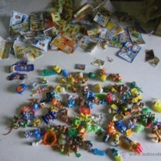 Figuras Kinder: GRAN LOTE DE FIGURAS ETC, DE KINDER O FERREO ,,, VER . Lote 48047037