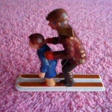 Figuras Kinder: EXPRESO POLAR KINDER MPG C207 CLODO PEQUEÑO HÉROE KINDER SORPRESA WARNER BROS. Lote 48069000