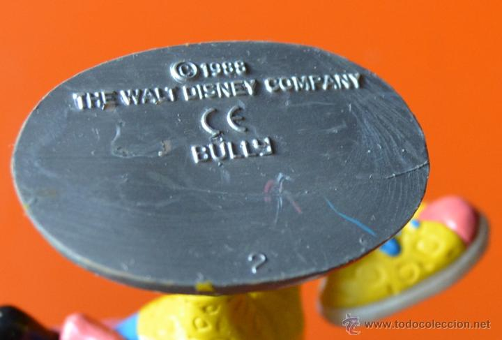 Figuras de Goma y PVC: MINNIE MOUSE - CANTANTE - CON MICROFONO - BULLY - WALT DISNEY - 1988 - Foto 3 - 48126130