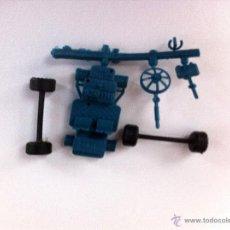 Figuras de Goma y PVC: MONTAPLEX - COLADA DEL VEHICULO LUNAR DEL SOBRE Nº 1035. Lote 111958016