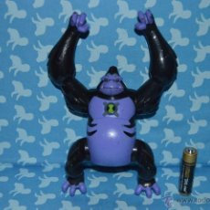 Figuras de Goma y PVC: MUÑECO FIGURA BENTEN BEN TEN BEN10. Lote 48178561