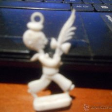 Figuras de Goma y PVC: CURIOSO MUÑECO MARCA GOULA. Lote 48218086