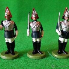 Figuras de Goma y PVC: FIGURAS BRITAINS MADE IN HONG KONG. Lote 48671858