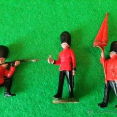 Figuras de Goma y PVC: FIGURAS BRITAINS MADE IN HONG KONG. Lote 48671947