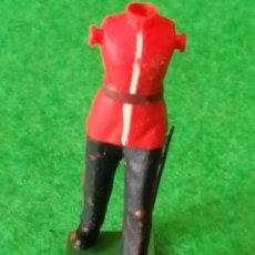 Figuras de Goma y PVC: FIGURAS BRITAINS MADE IN ENGLAND. Lote 48672018