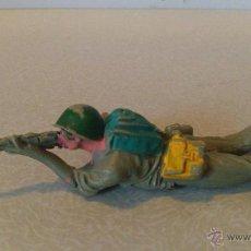 Figuras de Goma y PVC: MARINE PECH PLASTICO. Lote 48689846
