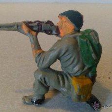 Figuras de Goma y PVC: MARINE PECH PLASTICO. Lote 48689861