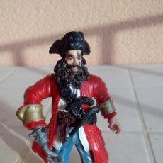 Figuras de Goma y PVC: FIGURA DE PIRATA CAPITAN GARFIO DE PVC. H.X. Lote 48695759