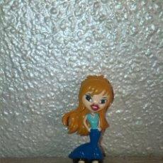 Figuras de Goma y PVC: FIGURA MUÑECA PVC BRATZ YOLANDA. Lote 48365392