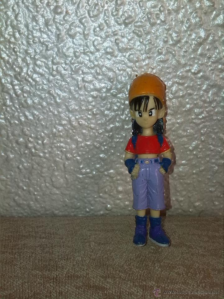 FIGURA MUÑECO PVC DRAGON BALL (Juguetes - Figuras de Goma y Pvc - Otras)