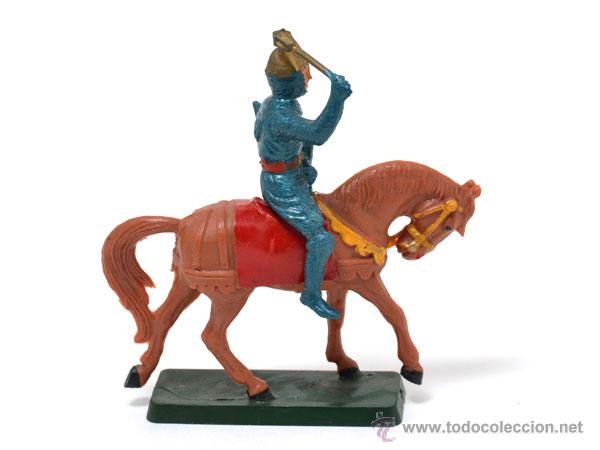 Figuras de Goma y PVC: Medieval a caballo de STARLUX - Foto 2 - 48821738