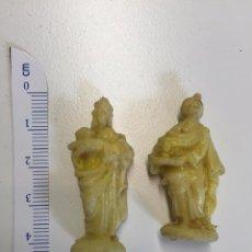 Figuras de Goma y PVC: LOTE 2 FIGURAS DUNKIN REYES MAGOS. Lote 48951736
