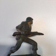 Figuras de Goma y PVC: SOLDADO AMERICANO PECH GOMA . Lote 48966512