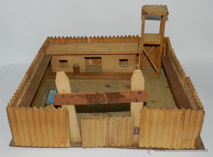 Fuerte de madera fort rusty realizado en mader comprar - Pegamento fuerte para madera ...